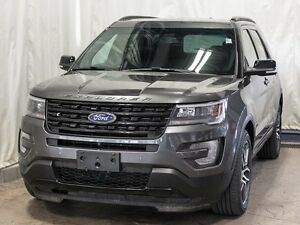 2016 Ford Explorer Sport 4WD EcoBoost Turbo w/ Navigation, Leath