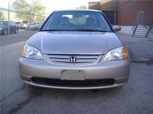 2002 HONDA CIVIC SI MODEL,VERY CLEAN,AUTO,A/C,POWER GROUP