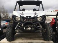 LAST ONE LEFT! 2017 YAMAHA WOLVERINE R-SPEC EPS! BRAND NEW! Timmins Ontario Preview