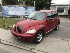 CHRYSLER PT CRUISER LIMITED 2004 **CUIR**TOIT OUVRANT**CHAUFFANT