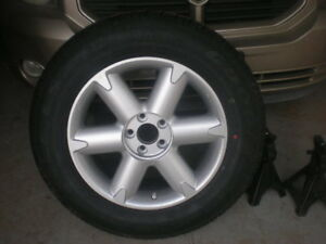 Brand New Tire And Rim For Nissan Murano  Eagle Goodyear