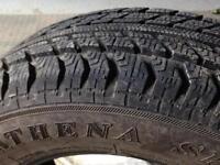 Winter Tires 195/65/15