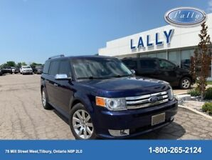 2011 Ford Flex Limited, Leather, Heated front seats!!