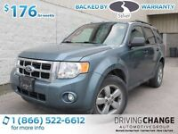 2011 Ford Escape XLT - V6 - 4WD - Steel Blue Metallic