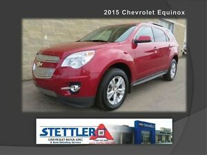 2015 Chevrolet Equinox LT Leather, 3.6L