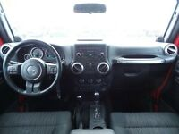 2012 Jeep Wrangler Unlimited Sahara (Clean Car Proof)