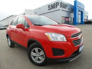 2016 Chevrolet Trax LT - AWD, Rem. Start, Rear Cam., Alloy Rims