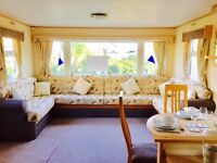 STATIC CARAVAN NR GREAT YARMOUTH, NORFOLK BY THE COAST, NOT HAVEN, SKEGNESS