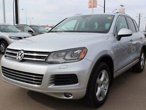 2012 Volkswagen Touareg TDI Execline All-wheel Drive