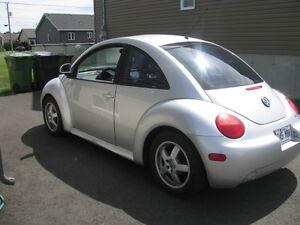 2000 Volkswagen Beetle tout equiper Coupé (2 portes)
