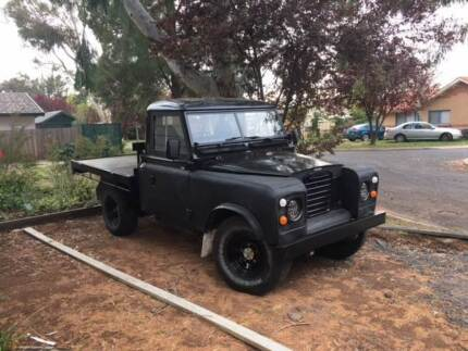 1975 Land Rover Series 3 Ute/Tray