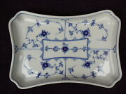 Royal Copenhagen Blue Fluted Tray