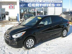 2015 Hyundai Accent GL ** Jamais accidenté**