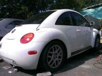1999 Volkswagen Beetle Coupe (2 door)