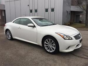 2013 INFINITI G37 CONVERTIBLE SPORT NAVIGATION/ BACKUP CAMERA
