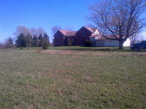 Large Country Home for Rent
