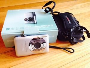 Canon PowerShot SD 1300 IS, silver