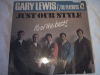 Vinyl LP Gary Lewis & The Playboys Just Our Style Liberty LBY 1322