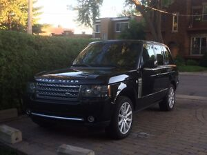 2011 Land Rover Range Rover supercharged VUS