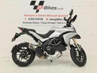 '13 DUCATI MULTISTRADA 1200 ABS   1 FORMER KEEPER   EXCELLENT CONDITION   18KMLS