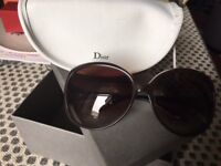 Dior Glasses with Box and Cover from Harvey Nics