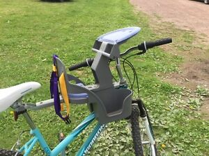 Bicycle Toddler carrier seat (Front Center Mount)
