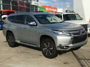 2017 Mitsubishi Pajero Sport QE MY17 GLX Silver 8 Speed Sports Automatic Wagon Hoppers Crossing Wyndham Area Preview