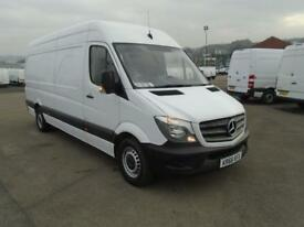 Mercedes-Benz Sprinter 314 LWB H/R BLUE EFFICIENCY VAN EURO 6 DIESEL (2016)