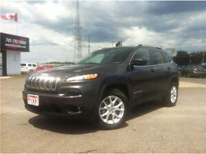 2015 Jeep Cherokee North on sale now $20985.00
