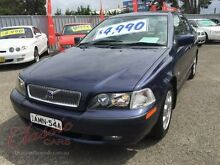2002 Volvo S40 MY01 2.0 Blue 5 Speed Automatic Sedan Lansvale Liverpool Area Preview