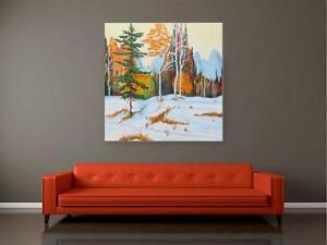 CONTEMPORARY Original acrylic painting by Diane Soward