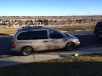 1997 Ford Windstar Minivan, Van