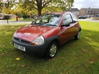FORD KA, 1.3 Studio, Petrol ! IDEAL FIRST CAR, WITH FULL MOT- CHEAP ON FUEL
