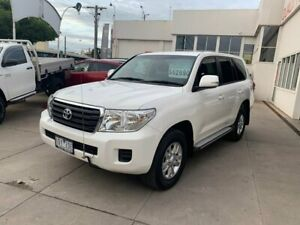 2015 Toyota Landcruiser VDJ200R MY13 GXL White 6 Speed Sports Automatic Wagon Colac Colac-Otway Area Preview