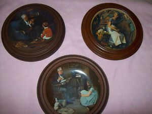 Was 3 NOW 2 Collector NORMAN ROCKWELL* $25 EACH OR $40 for 2