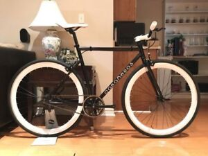 Brand New Road Bike Commuter track bicycle