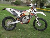 KTM 350 EXC-F 13 SIXDAYS ENDURO TRAIL MOTORCYCLE