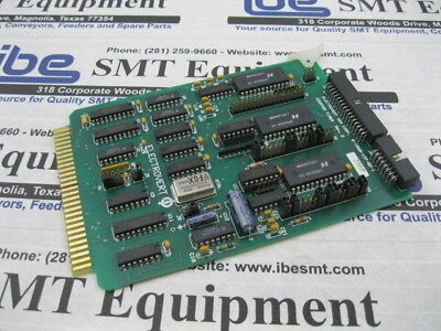 Electrovert Counter Timer Board - 6-1860-157-02-1