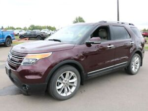 2011 Ford Explorer LIMITED, NAV, DUAL PANEL ROOF, 20 INCH WHEELS