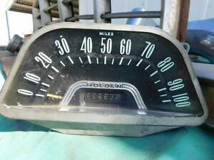 Holden EJ EH Speedo Inverell Inverell Area Preview