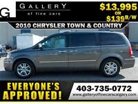 2010 Chrysler Town & Country $139 BI-WEEKLY APPLY NOW DRIVE NOW