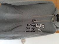 Superdry hoodie in Grey - Medium