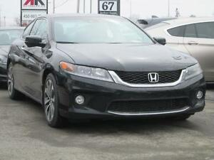 2013 Honda Accord EX-L COUPE NAVI V6 CUIR TOIT CAMERA