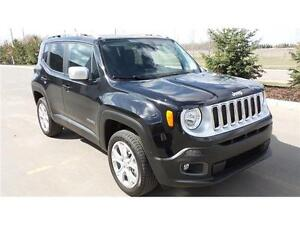 2015 Jeep Renegade Limited - SUNROOF/NAV/LEATHER - $263 B/W