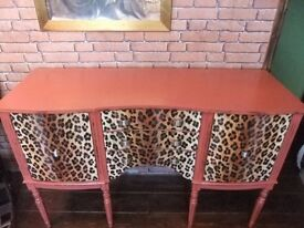sideboard, one off