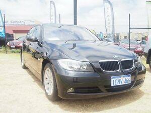 2005 BMW 320i E90 Executive Black 6 Speed Steptronic Sedan Wangara Wanneroo Area Preview