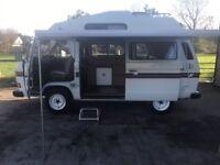 VW T25 auto-sleeper camper