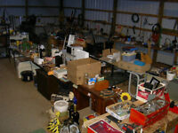 FINAL MOVING-OUT GARAGE SALE!!