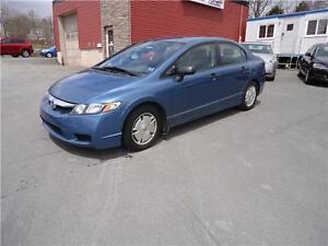 2010 Honda Civic Sdn DX-G, CLEAN CARPROOF!!