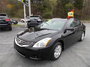 2012 NISSAN ALTIMA SEDAN PRICED TO SELL!